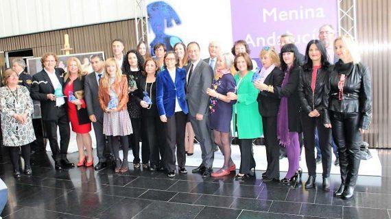 El turno de oficio de Violencia de Género del ICAHuelva, Premio 'Menina' de Andalucía por su labor