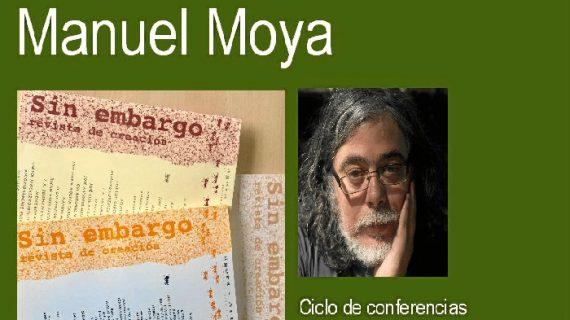 El ciclo 'Las revistas poéticas onubenses de entresiglos' aborda la revista Sin embargo