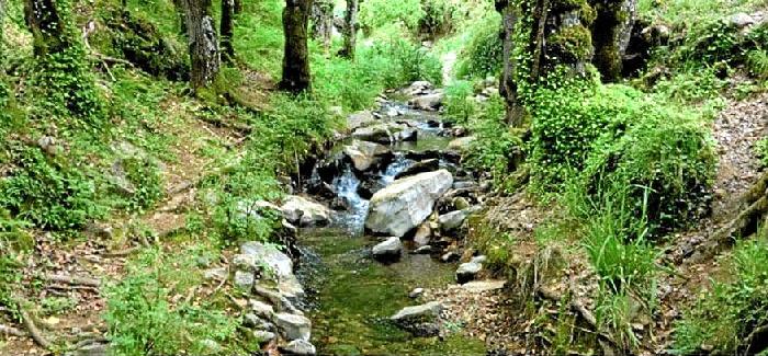 El Almendro propone la ruta Molinos de Cortegana