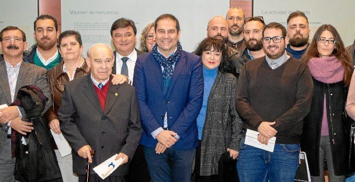 El Puerto de Huelva otorga ayudas a 29 colectivos de toda la provincia en la II Convocatoria Puerto-Ciudad 2018