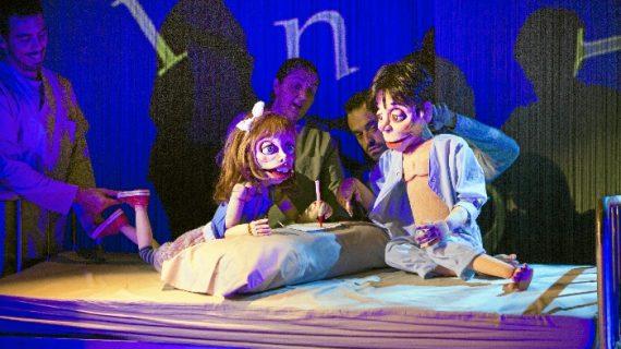 HBN te invita al Teatro de Cartaya para ver la obra infantil 'Oscar, el niño dormido'