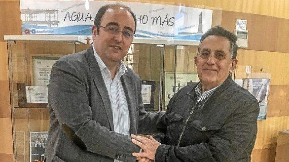Aguas de Huelva renueva su compromiso con el Banco de Alimentos