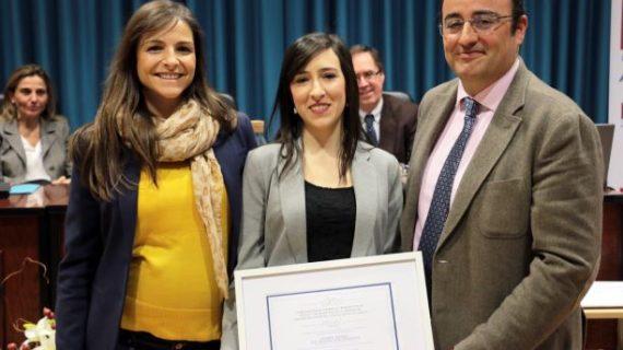 La Cátedra Aguas de Huelva entrega ocho premios a jóvenes universitarios