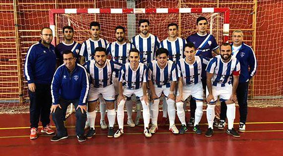 San Juan FS-Águila de Pedrera, adelanto a este jueves de la jornada 30 en la Tercera División de fútbol sala