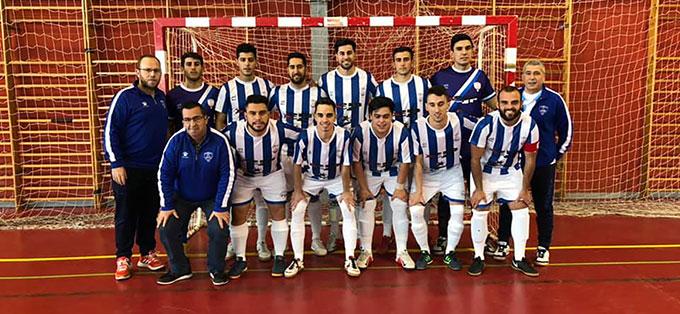 El CD San Juan FS cierra la temporada este jueves recibiendo al Águila de Pedrera.
