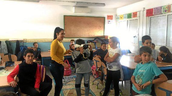 Cerca de 500 escolares de Islantilla, Isla Cristina y Lepe participan en la campaña 'Somos Turismo'