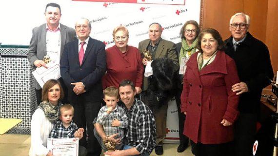 Cruz Roja Huelva rinde homenaje a la contribución de voluntariado que ayudan a más de 65.000 personas
