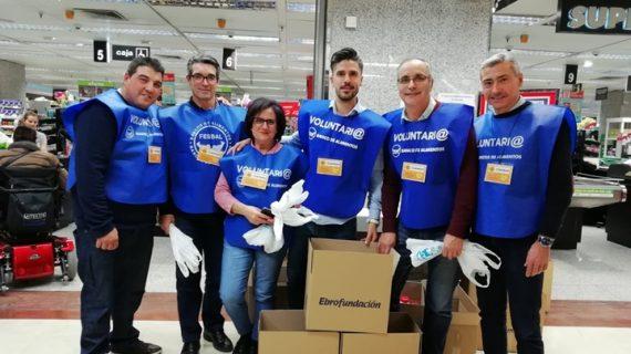 Huelva se suma a la 'Gran Recogida' del Banco de Alimentos