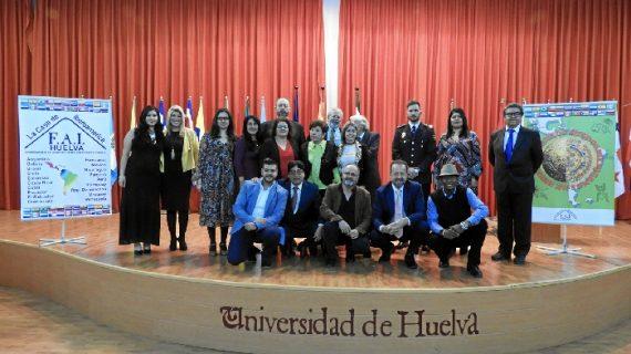 La Casa de América de Huelva entrega sus Premios Iberoamericanos 2019