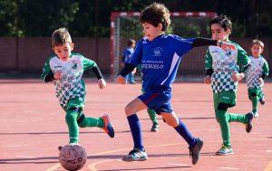 Jornada de convivencia a través del deporte en esta primera cita de las Escuelas Deportivas Municipales.
