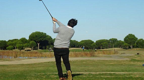 Todo a punto en La Monacilla para la disputa del II Torneo benéfico de golf 'Futbolistas solidarios'