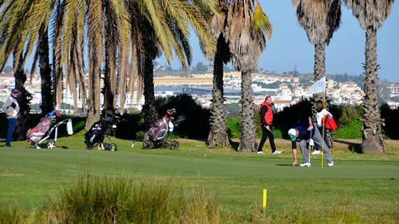 Romualdo Bautista y Ricardo Bescansa, vencedores en la Final del Circuito Regional de la Cadena Cope de golf