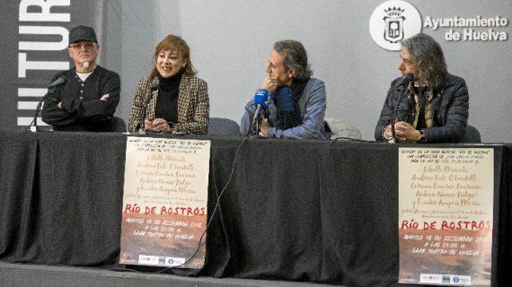 El Gran Teatro acoge el 18 de diciembre la obra musical 'Río de rostros'