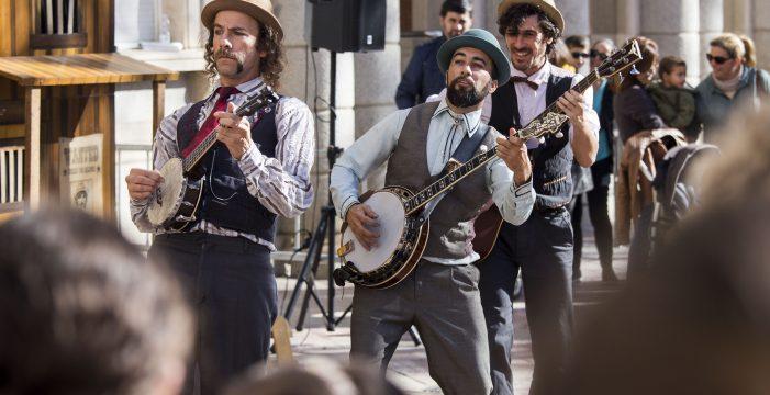 Arranca 'Circonuba' en Huelva, un Festival de Circo Contemporáneo para todos los públicos hasta este domingo