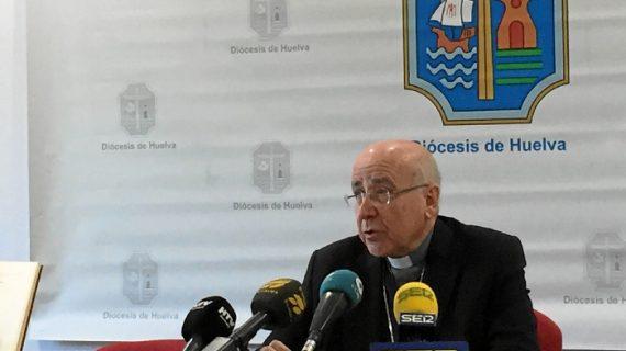 El obispo de Huelva, José Vilaplana, recuerda a Laura Luelmo en el Mensaje de Navidad