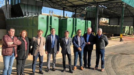 Ampliación de la estación de transferencia de residuos urbanos de La Redondela