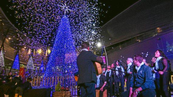 Hasta 12 coros y grupos participan en el certamen de villancicos más integrador de Huelva