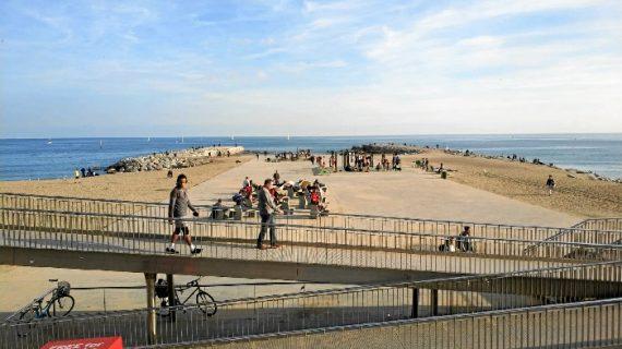 Los arquitectos de Huelva ofrecen su colaboración al Puerto para el diseño de la transformación de la avenida Francisco Montenegro