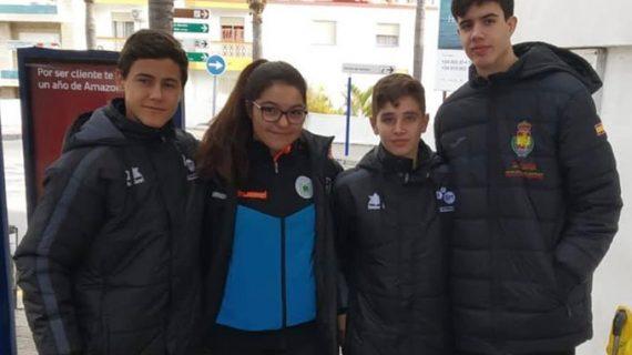 El Pedro Alonso Niño tendrá presencia en el equipo andaluz en el Campeonato de España de Selecciones Territoriales de balonmano