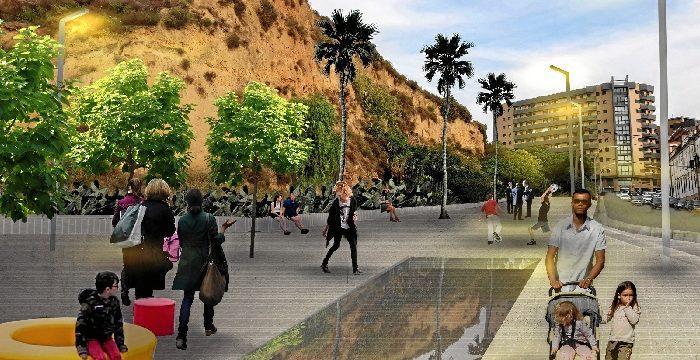 'Huelva te mira' informa al Consejo de Europa sobre los Cabezos