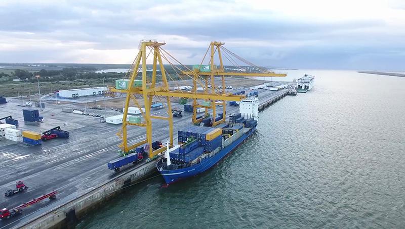 Huelva, la provincia andaluza que más crece en exportación entre enero y octubre