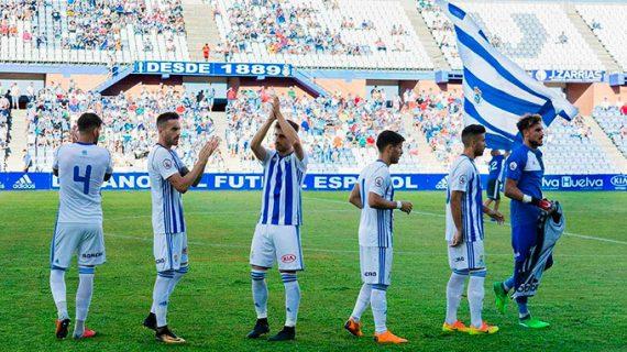 Un Nuevo Colombino con ganas de fútbol acoge este domingo (17:00) al mejor Recreativo de la temporada