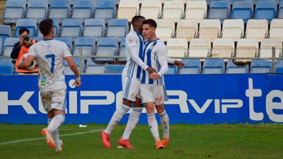 El 'Reivindicativo' de Huelva tira de orgullo y casta para remontar ante el Sevilla Atlético (2-1)