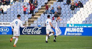 Fernando Llorente celebra el gol que, al final, sólo dio un punto al Decano. / Foto: Pablo Sayago.