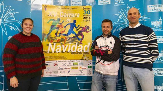 Valverde del Camino acogerá el próximo 30 de diciembre la XV Carrera de Navidad 'Memorial José Guzmán'