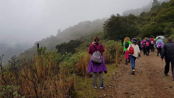 'Aracena por los caminos' lanza su programa de senderismo para el años 2019