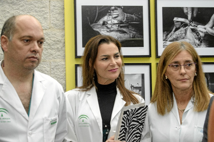 El Hospital Juan Ramón Jiménez celebra 25 años de trasplantes