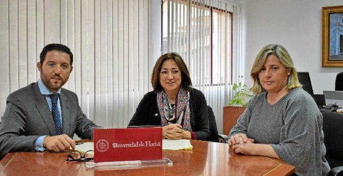 Estudiantes de la UHU realizarán prácticas externas en Ibermutuamur