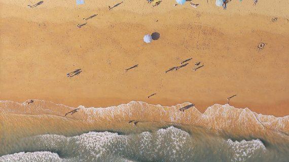 La obra 'Low Tide' del artista puntaumbrieño Antonio Cazorla, presente en la 'PULSE Contemporary Art Far' de Miami