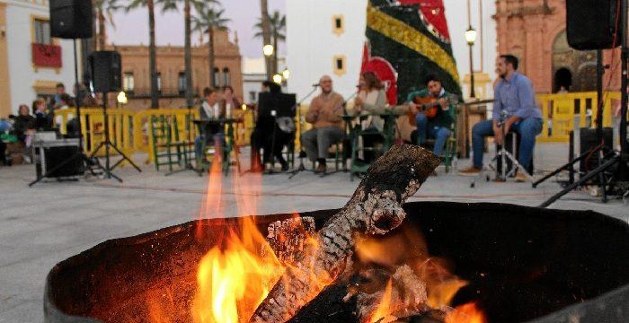 Los coros de La Palma protagonizan una zambomba este viernes