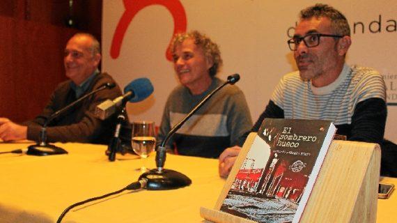 Se presenta en La Palma el libro El sombrero hueco de Antonio Delgado