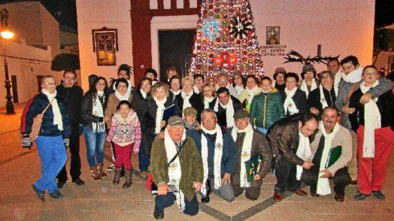 El Coro de Campanilleros de Paterna celebra su tradicional Concierto de Navidad este sábado