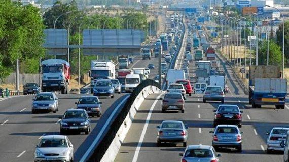 Puesto en marcha el dispositivo de tráfico de cara al puente de la Constitución-Inmaculada