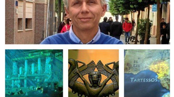 El investigador Fernando Fernández sitúa La Atlántida en el entorno de Huelva capital