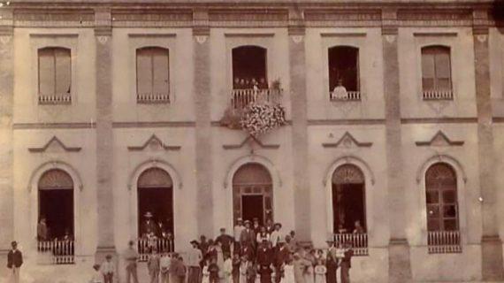 Casino de Cortegana, años 20 del siglo XX