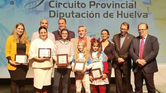 Hinojos, presente de forma destacada en la Gala del Ciclismo de Huelva 2018