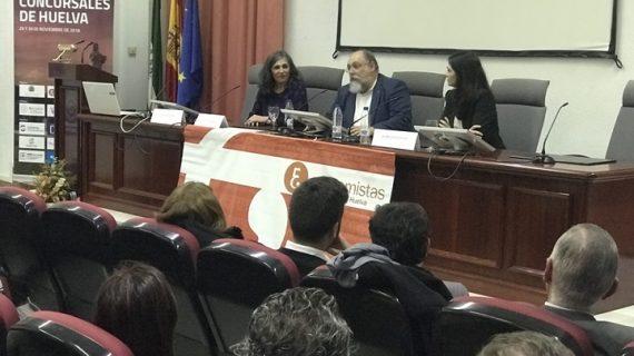 Concluyen con éxito las I Jornadas Concursales de Huelva