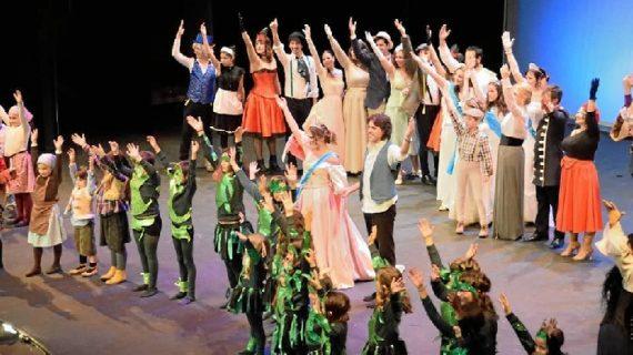 La Asociación Cultural 'La Supertropa' presenta en Lepe su quinto espectáculo