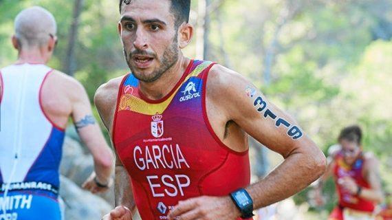 El deportista Manuel García Peláez lleva a Huelva a lo más alto en la modalidad de Duatlón y Triatlón Cross