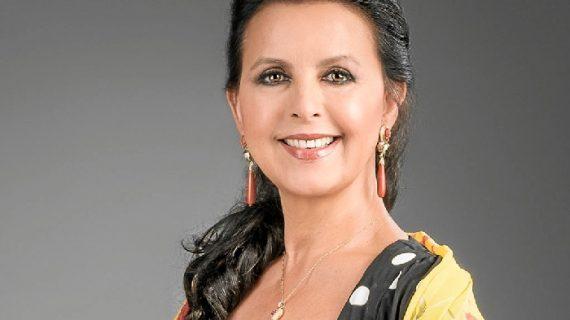María José Santiago invita a los onubenses a disfrutar este jueves de su 'Navidad flamenca de Oriente a Jerez'