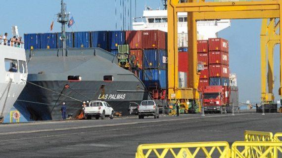 Huelva se sitúa líder en exportaciones marítimas