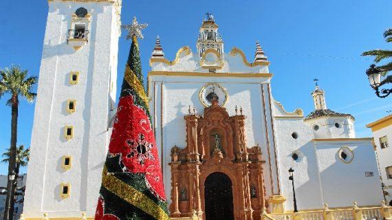 La Palma del Condado inicia su Navidad en el puente de la Inmaculada