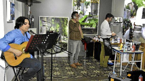 Los Poetas del Guadiana celebran el Fin de Año