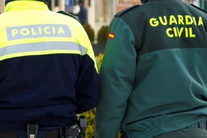 Un detenido como resultado de un altercado en Almonte durante la madrugada de Navidad