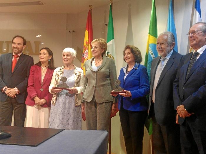 El Otoño Cultural Iberoamericano cierra con su tradicional premio a la Cooperación