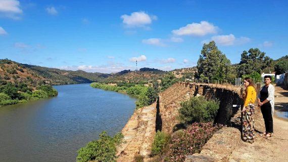 El Granado dispondrá de una zona náutica en el antiguo cargadero de La Laja